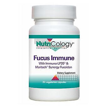 Nutricology/ Allergy Research Group Fucus Immune, 30 Veg Cap