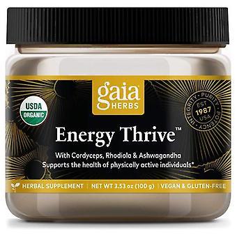 Gaia Herbs Energy Thrive, 0, 3.5 Oz