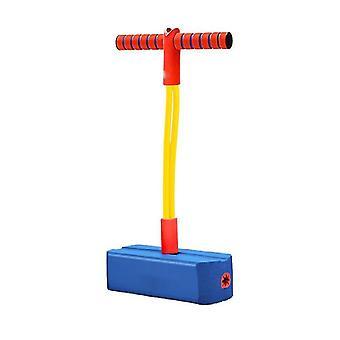 Toy Foam Pogo Pullover für Kinder und Kleinkinder, sicher und lustig Pogo Stick (Blau)