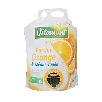 Pure orange juice 3 L