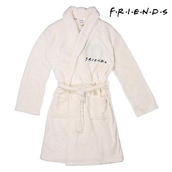 Dressing Gown Friends White Adults