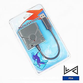 محول USB اللوحة اللعبة PS2 إلى دعم موصل محول وحدة تحكم PS4 للكمبيوتر| لوحات الألعاب