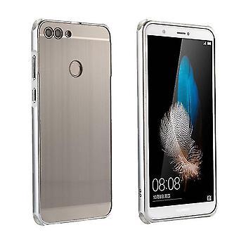 Étui de protection en alliage résistant aux chocs pour Huawei Mate 10 Lite - Gray