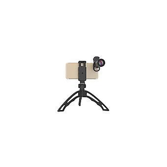 APL-20XJJ04 20X Telephoto Zoom Monocular Lens with Foldable Tripod Monopod