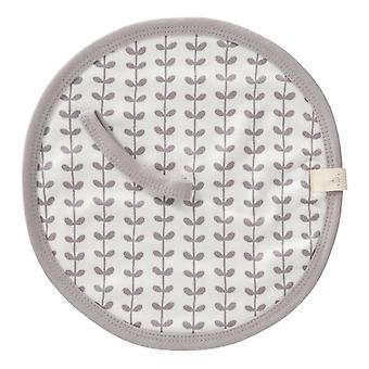 Fresk Speendoekje Leaves Grey