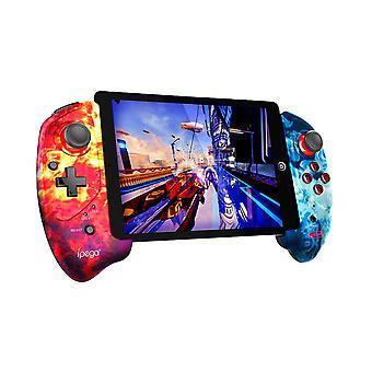 IPEGA PG-9083S Wireless 4.0 Gamepad Wireless Controlador de Jogo Telescópico Prático Joystick Pad Compatível com Telefone8/XR/XS iOS Compatível Com Android Mobile Phone Tablet (Vermelho & Azul)