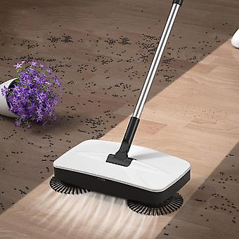 Stainless Steel Hand Broom, Scraper And Mop, All-in-one Machine, Household Cleaning Kit, Broom And Dustpan