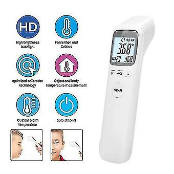 Wall Mounted Infrared Thermometer, Non-contact Led Digital Infrared Forehead Thermometer