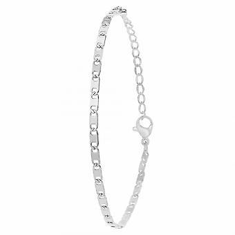 Bracelet Femme Ang�le M - B2391-ARGENT Acier Argent
