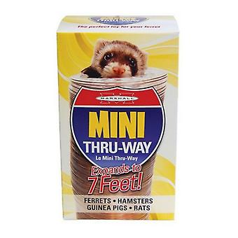 Marshall Mini Thru-Way for Small Animals - 1 count