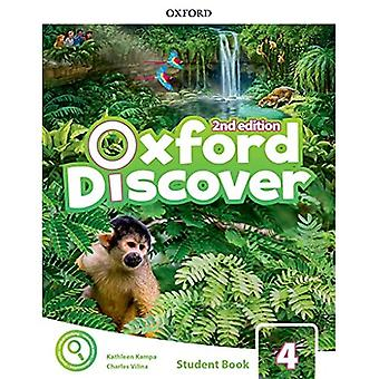 Oxford Discover: Level 4: Student Book Pack (Oxford Discover)