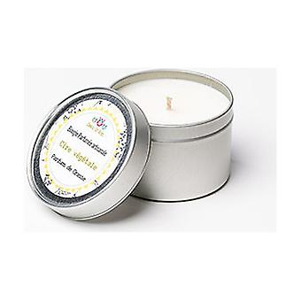 Tiare flower candle 250 ml