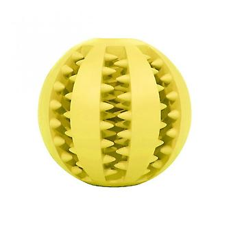 Dog toys 7cm pet dog toy interactive rubber balls pet dog cat puppy chew toys ball teeth chew toys tooth