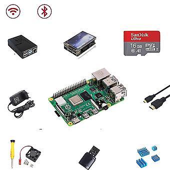 Raspberry Pi 4 4gb Starter Pro Kit - 4gb Ram