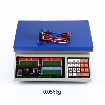 60a Esc Sensorless Brushless Electric Speed Controller For 1:10 Rc Car Truck
