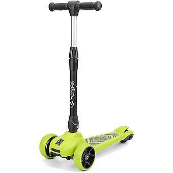 XootzScoutTri-Scooter Green