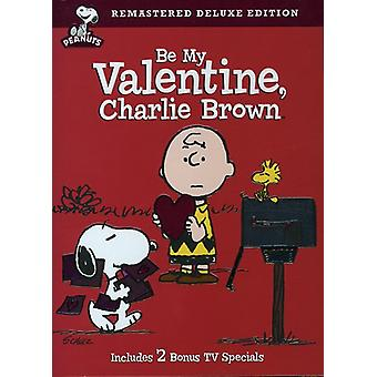 Erdnüsse - My Valentine Charlie Brown [DVD] USA importieren.