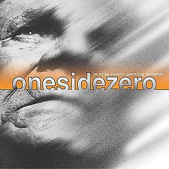 Onesidezero - Is This Room Getting Smaller [CD] USA import