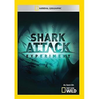 Shark Attack Experiment [DVD] USA import
