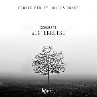 R. Schubert - Winterreise [CD] USA import