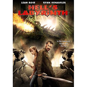 Hell's Labyrinth [DVD] USA import