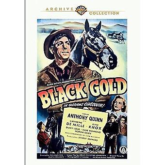 Svart guld (1947) [DVD] USA import