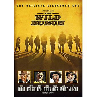 Wild Bunch, the [DVD] USA import
