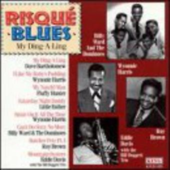 Risque Blues - My Ding-a-Ling [CD] USA import