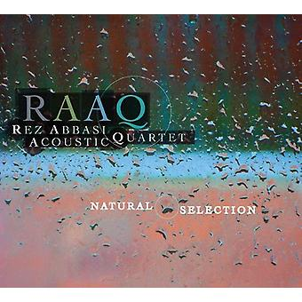 Abbasi, Rez Acoustic Quartet - Natural Selection [CD] USA import