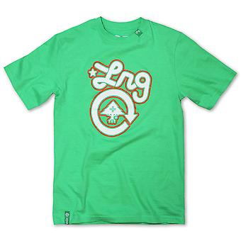 LRG ydin kokoelma yksi t-paita Hyper vihreä