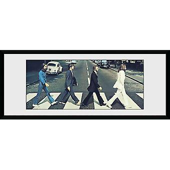 The Beatles Abbey Road Tracks Framed Collector Print