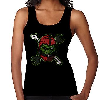 Wizard Of Weapons Masters Of The Universe Women's Vest