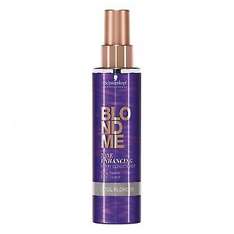 Schwarzkopf Blonde mig Tone styrkelse Spray Cool blondiner 150ml