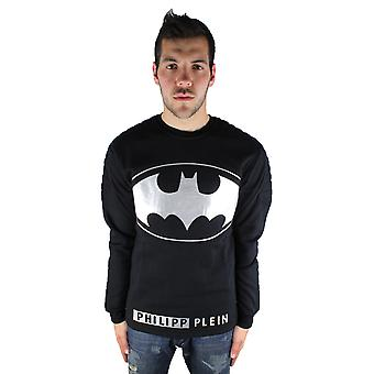 "Philipp Plein HM332729 ""Bat Drk"" 0210 Jumper"