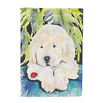 Carolines Treasures  SS8271-FLAG-PARENT Golden Retriever Flag