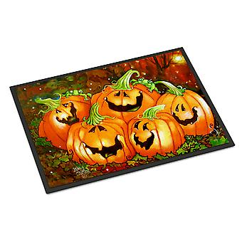 Such a Glowing Personality Pumpkin Halloween Indoor or Outdoor Mat 18x27
