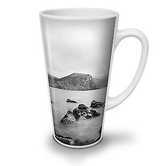 Labrador Hold Rose NEW White Tea Coffee Latte Mug 12 17 ozWellcoda