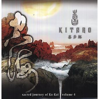 Kitaro - Kitaro: Vol. 4-Sacred Journey of Ku-Kai [Vinyl] USA import
