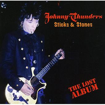 Johnny Thunders - Sticks & Stones-the Lost Album [CD] USA import