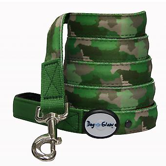 Interpet Limited Dog E Glow Camouflage Dog Lead