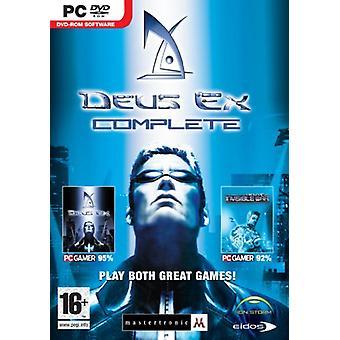 Deus Ex - Edition complète (PC DVD) - Nouveau