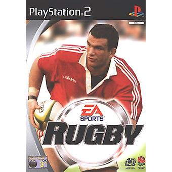 Rugby (PS2)-in de fabriek verzegeld