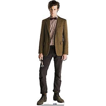 Der 11. Doktor (Matt Smith) - Karton Ausschnitt