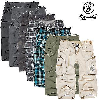 Brandit Industry Vintage 3/4 Pants Men