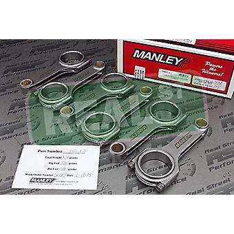Manley 15027-6 H-Beam Connecting Rod Set