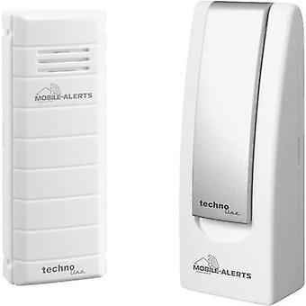 Techno Line Mobile Alerts MA10001 Starter Set Mobile Alerts MA 10001 + Gateway Wireless thermometer