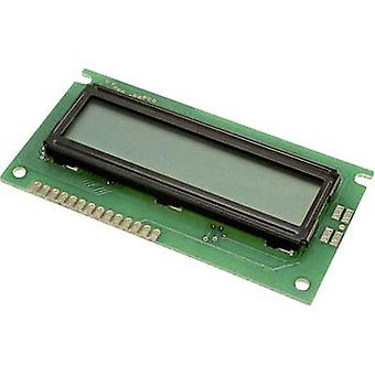 LUMEX LCD Green (W x H x D) 44 x 8.8 x 84 mm LCM-S 01602 DSR/B