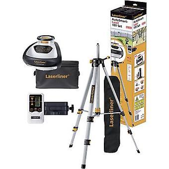 Laserliner AutoSmart Laser 100 360-degree laser Self-levelling Range (max.): 100 m
