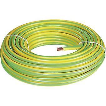 BKL Elettronica 1502034/25 PG cavo H07V-K 16 mm2 Verde-giallo 25 m