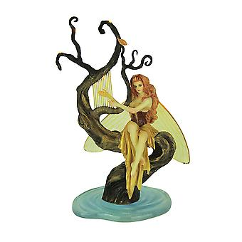 Selina Fenech Firefly's Song LED Lighted Hand Painted Statue